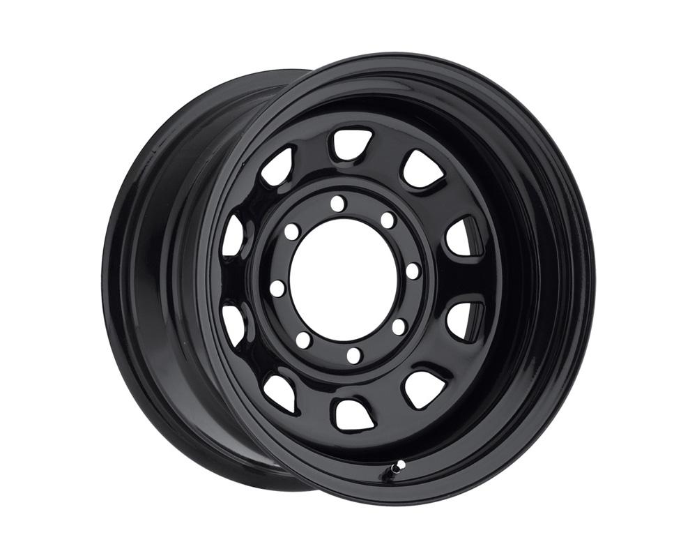Vision D Window Black Wheel 15x8 5x114.3 6mm