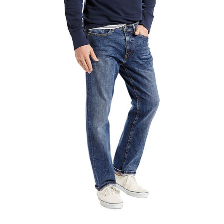 Levi's Mens 541 Tapered Athletic Fit Jean, 39 34, Blue