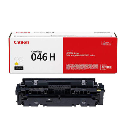Canon 046H 1251C001 cartouche de toner originale jaune haute capacité