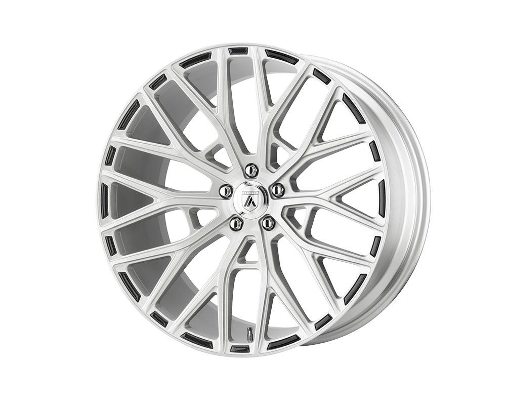 Asanti ABL21-22905232SL Black ABL-21 Leo Wheel 22x9 5x5x120 +32mm Brushed Silver