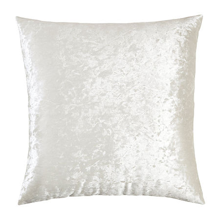 Signature Design by Ashley Misae Square Throw Pillow, One Size , White