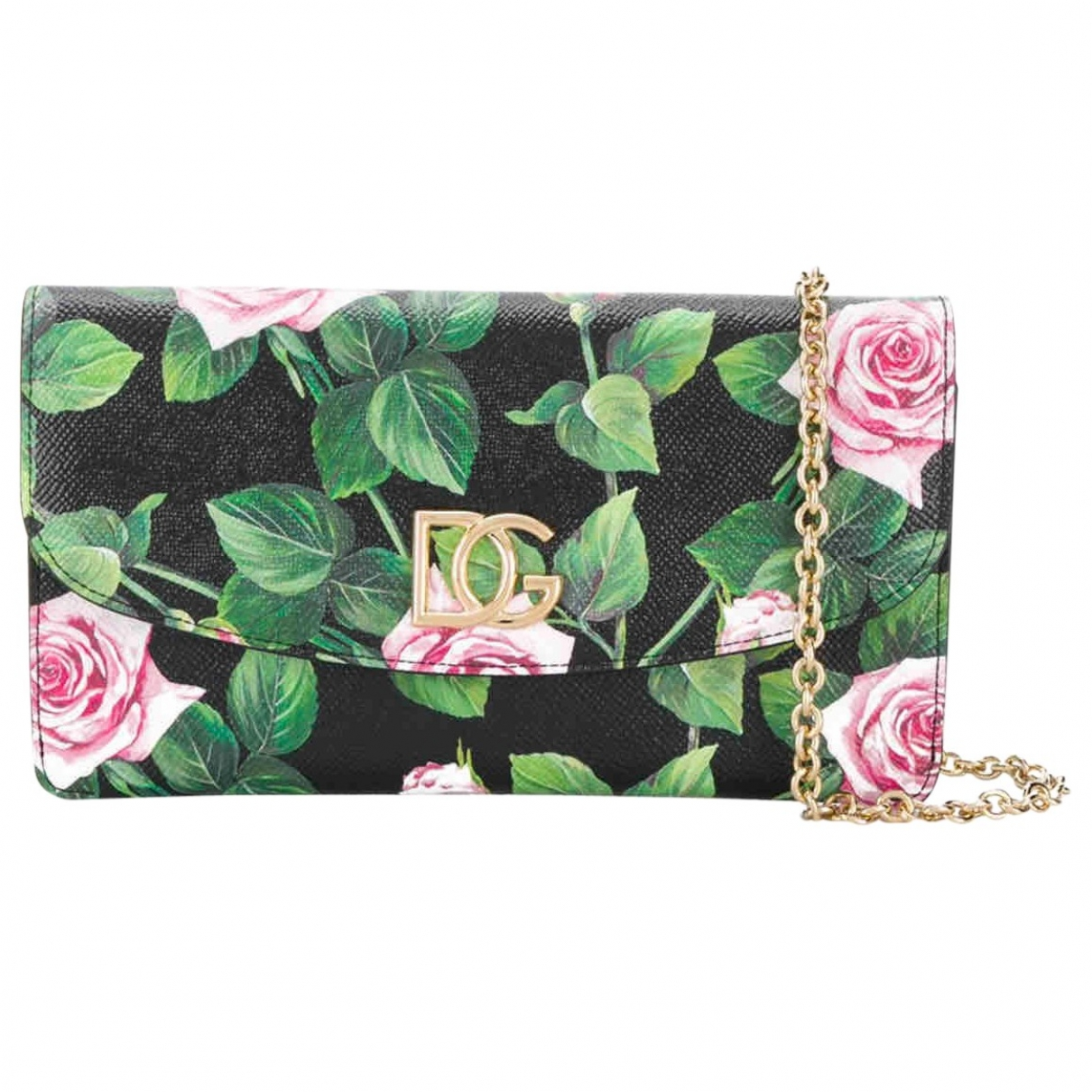 Dolce & Gabbana \N Multicolour Leather Clutch bag for Women \N