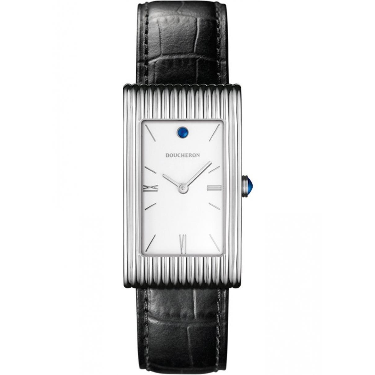 Boucheron Reflet Black Steel watch for Women \N