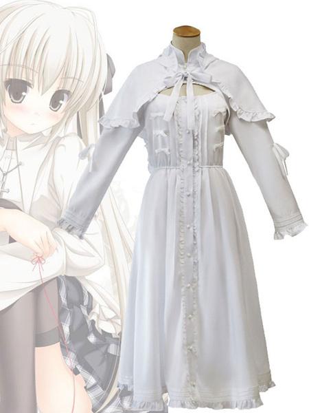 Milanoo Yosuga No Sora Sora Kasugano Cosplay Costume