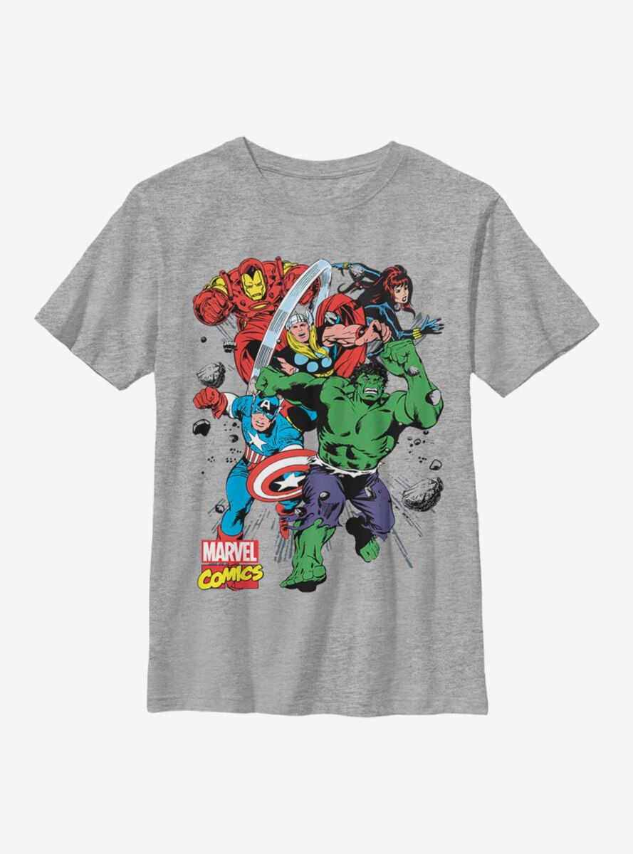 Marvel Avengers Marvel Starters Youth T-Shirt