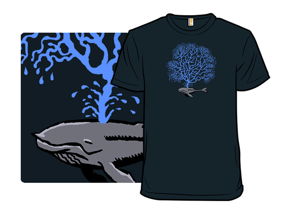 A Tree In The Ocean T Shirt