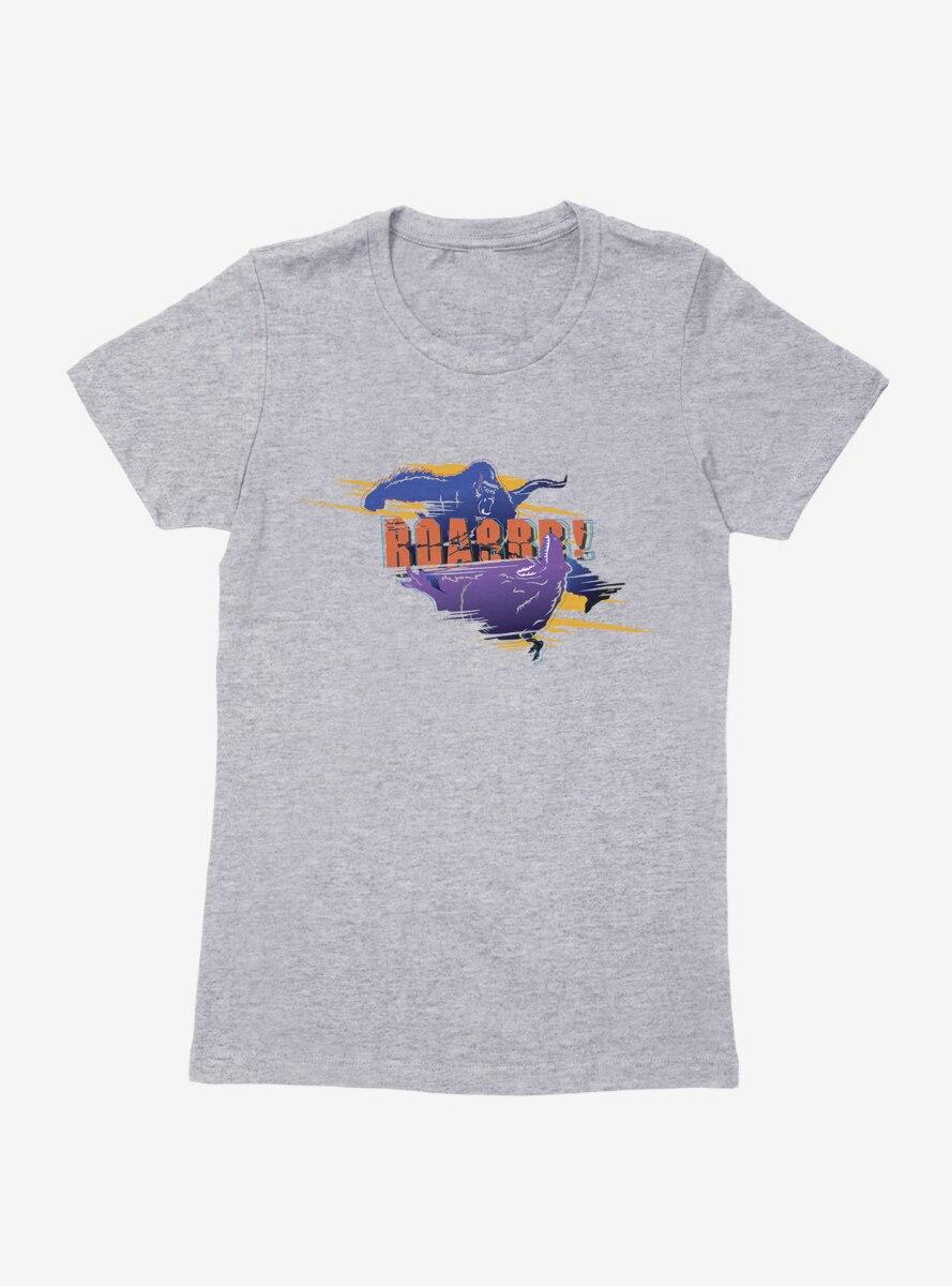 King Kong Roarrr Womens T-Shirt