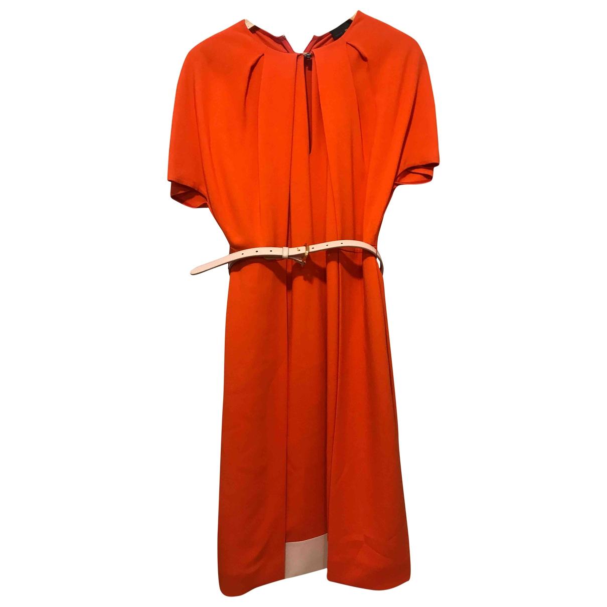 Fendi \N Orange dress for Women 44 IT