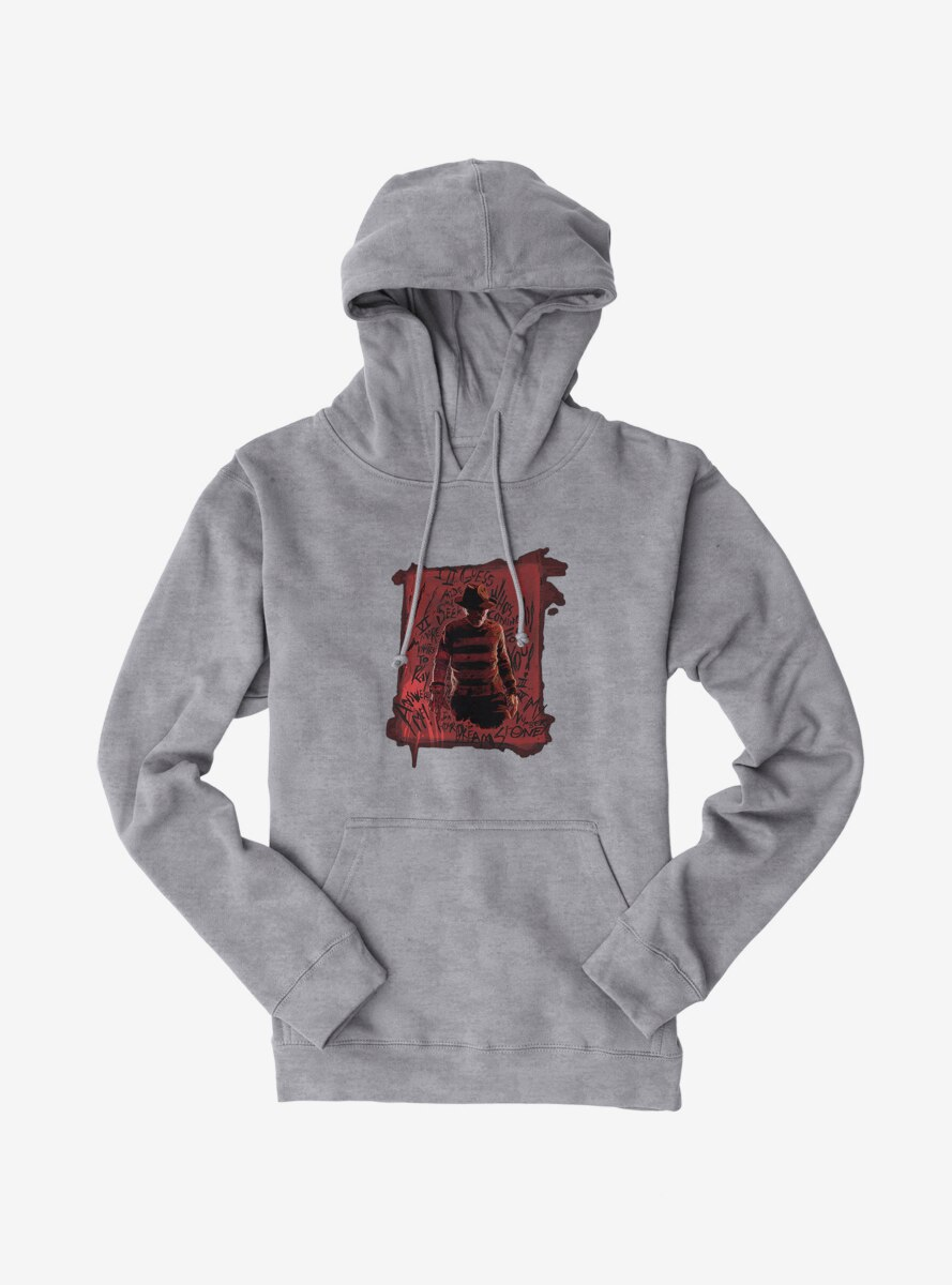 A Nightmare On Elm Street Freddy Kreuger Hoodie