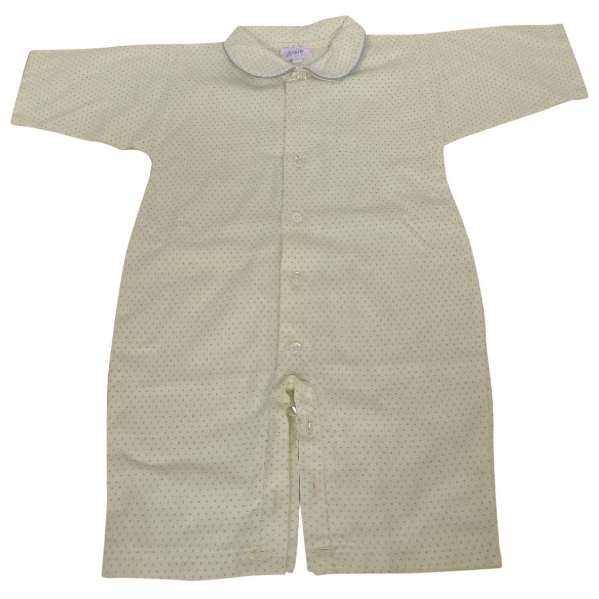 Jacadi \N Yellow Cotton Outfits for Kids 6 months - up to 67cm FR