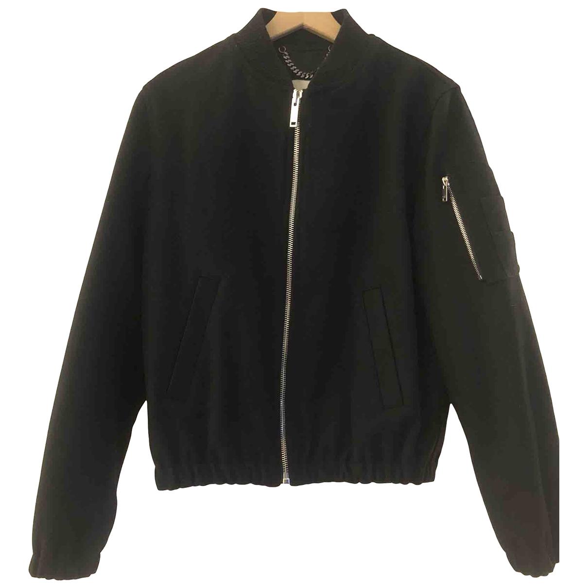 Sandro \N Navy Wool jacket  for Men L International