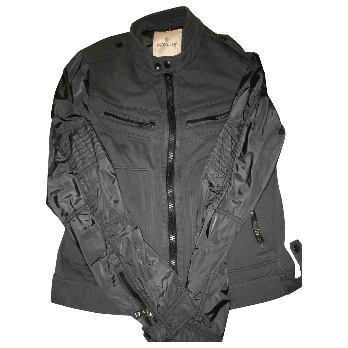 Moncler \N Blue jacket for Women 3 0-5