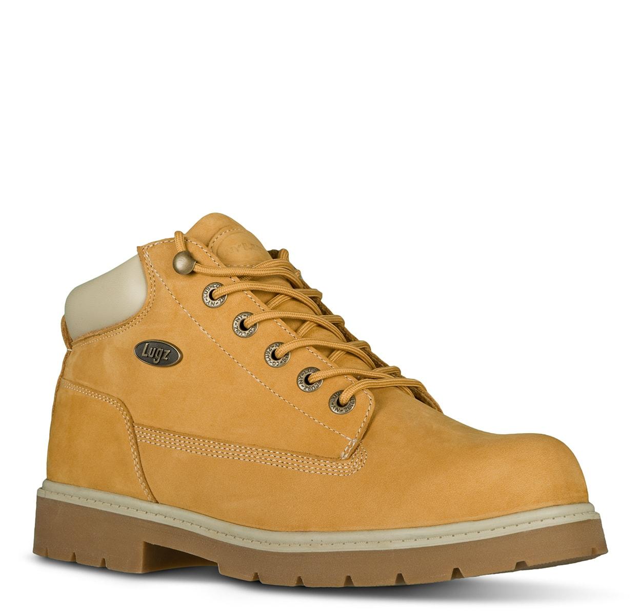 Men's Drifter Lx Chukka Boot (Choose Your Color: Golden Wheat/Cream/Gum, Choose Your Size: 10.5)