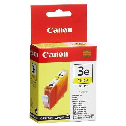 Canon BCI-3eY 4482A003 cartouche d'encre originale jaune