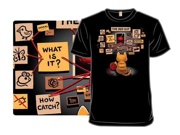 To Catch A Dot Remix T Shirt