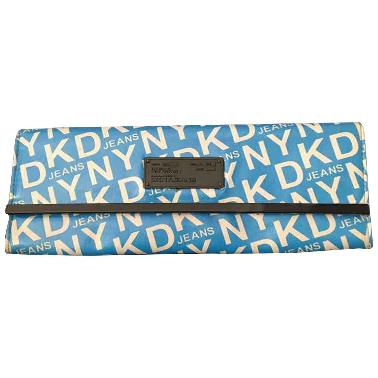 Dkny \N Blue Clutch bag for Women \N
