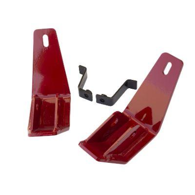 Rancho RockGear Shock Skid Plate Set - RS62137
