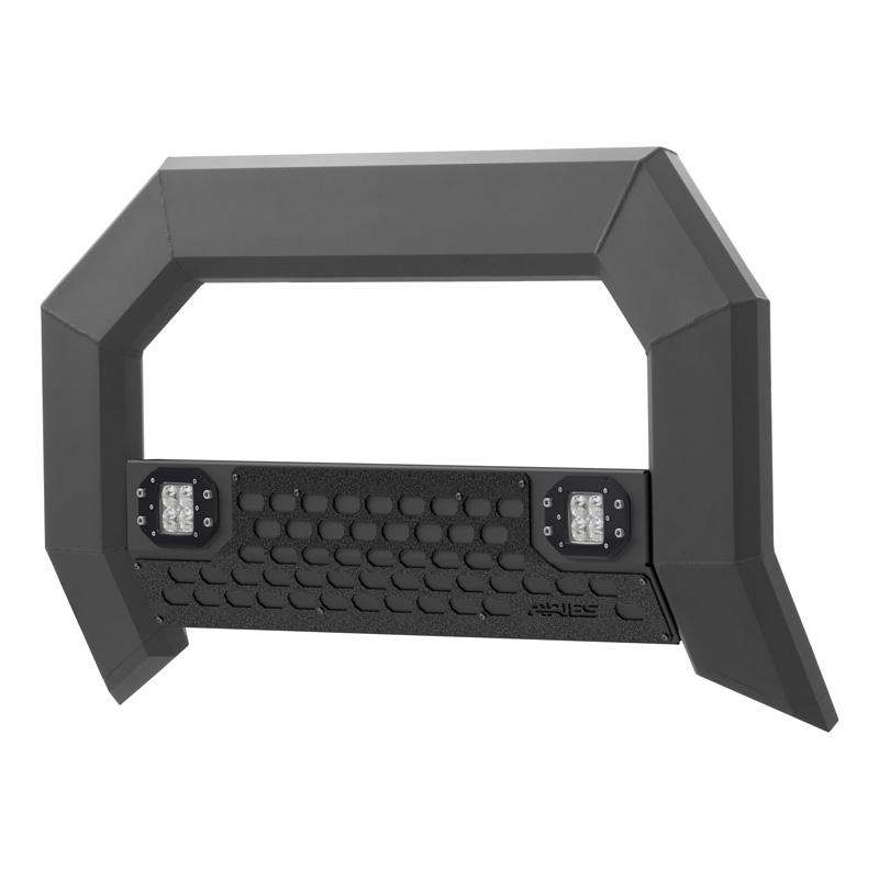 Aries 2165100 Aluminum Carbide Black Powder Coat AdvantEDGE 5-1/2