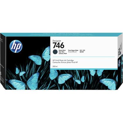 HP 746 P2V83A cartouche d'encre originale noire mat