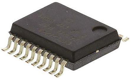 ROHM BU2505FV-E2, 10-Channel Serial DAC, 20-Pin SSOP-B (5)