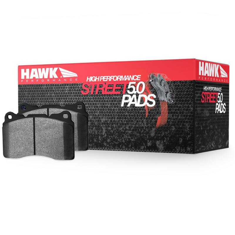 Hawk Performance HB727F.592 Disc Brake Pad Chevrolet Corvette Stingray Rear 2014