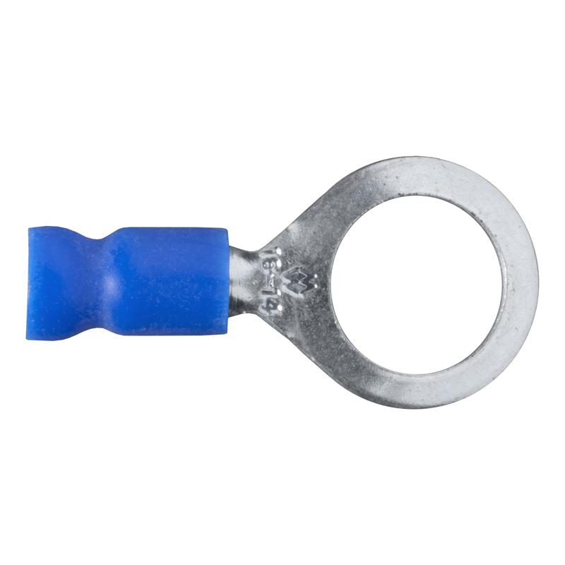 Curt 59523 Ring Terminals (16-14 Wire Gauge, 3/8