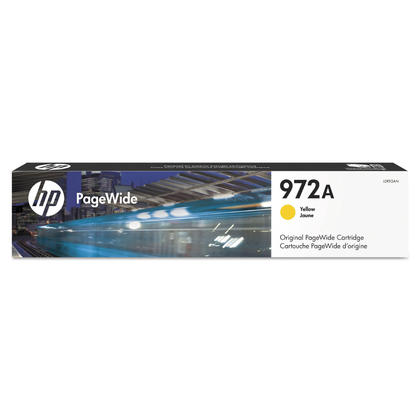 HP 972A L0R92AN Original Yellow PageWide Ink Cartridge