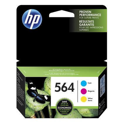 HP 564 N9H57FN Original Ink Cartridge Combo C/M/Y