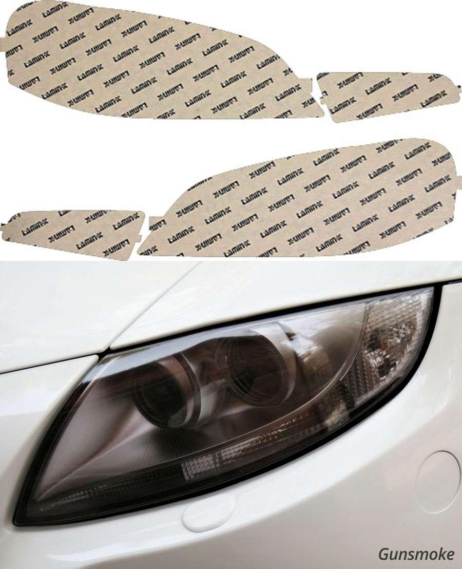 Acura CL 01-04 Gunsmoke Headlight Covers Lamin-X AC003G