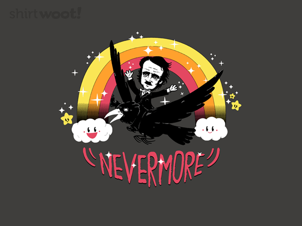Nevermore Bad Thoughts T Shirt