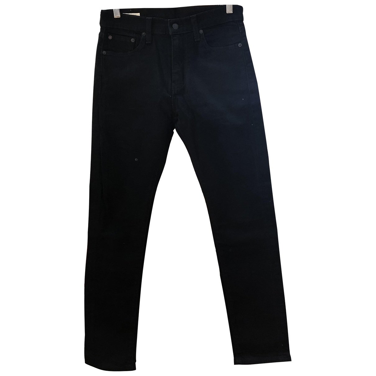Levi's 510 Black Cotton - elasthane Jeans for Men 30 US