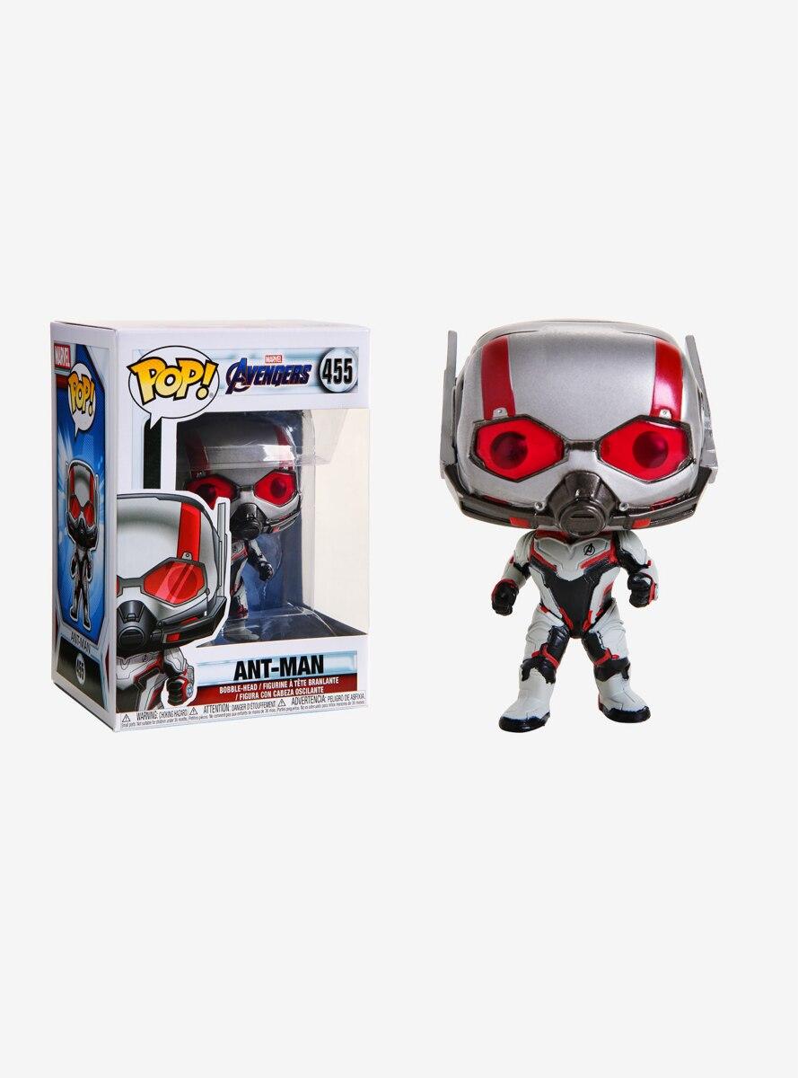 Funko Pop! Marvel Avengers: Endgame Ant-Man Vinyl Bobble-Head
