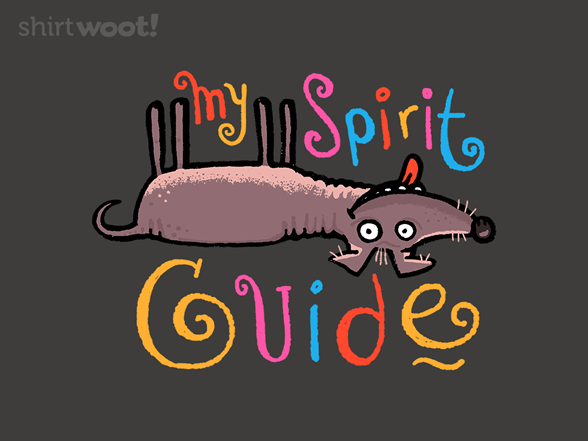 My Spirit Guide T Shirt
