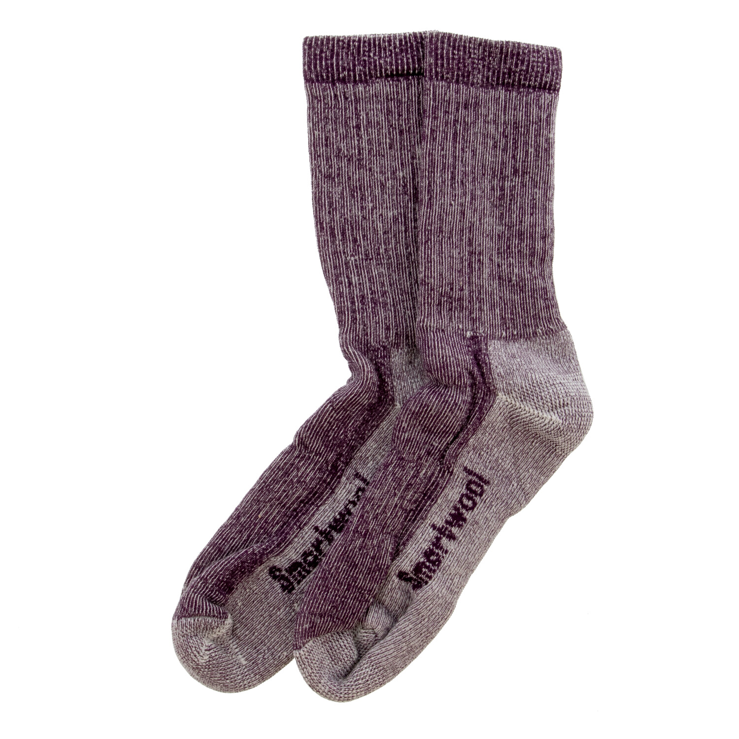 Smartwool Women's Dark Cassis Hike Casual & Dress Sock - L