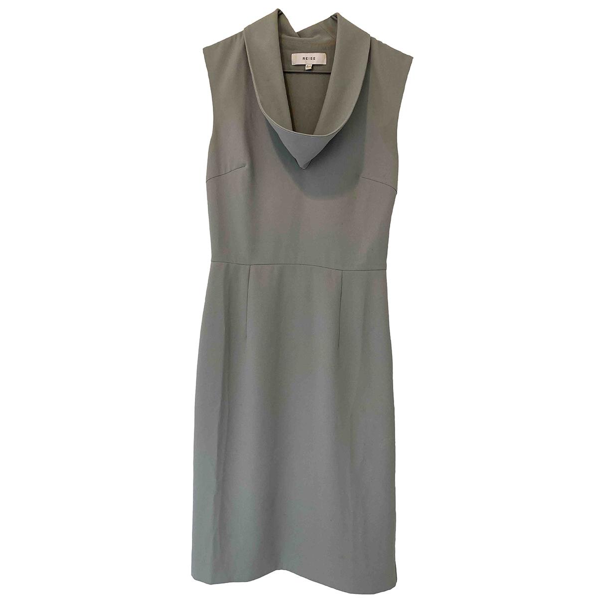 Reiss \N Ecru dress for Women 4 UK