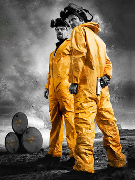 Milanoo Breaking Bad Cosplay Costume Chemical Protective Clothing Halloween