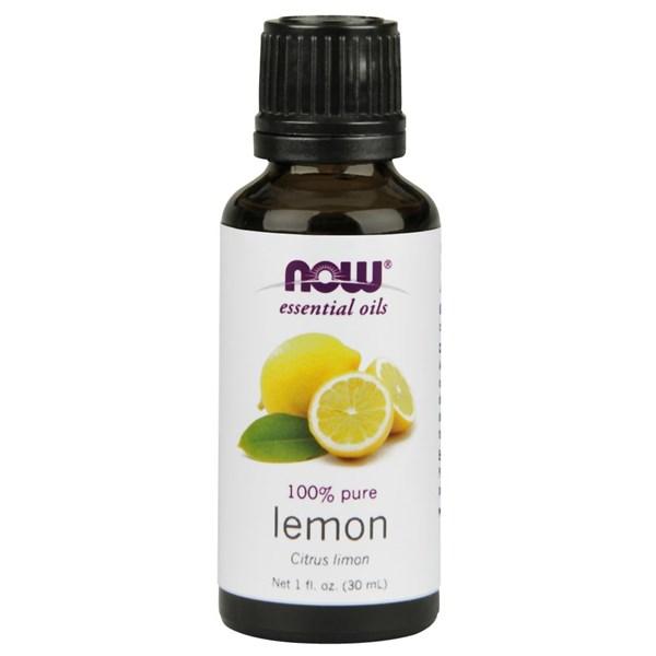 Lemon Oil 1 OZ by Now Foods