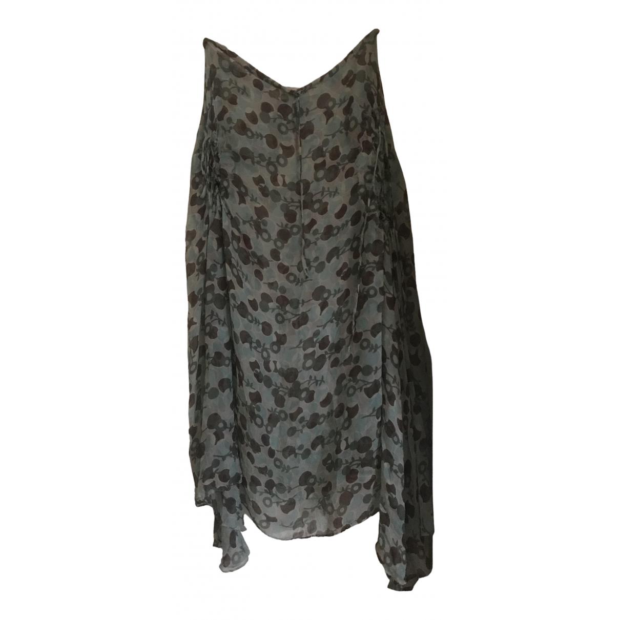 Marni \N Multicolour Silk skirt for Women 40 IT