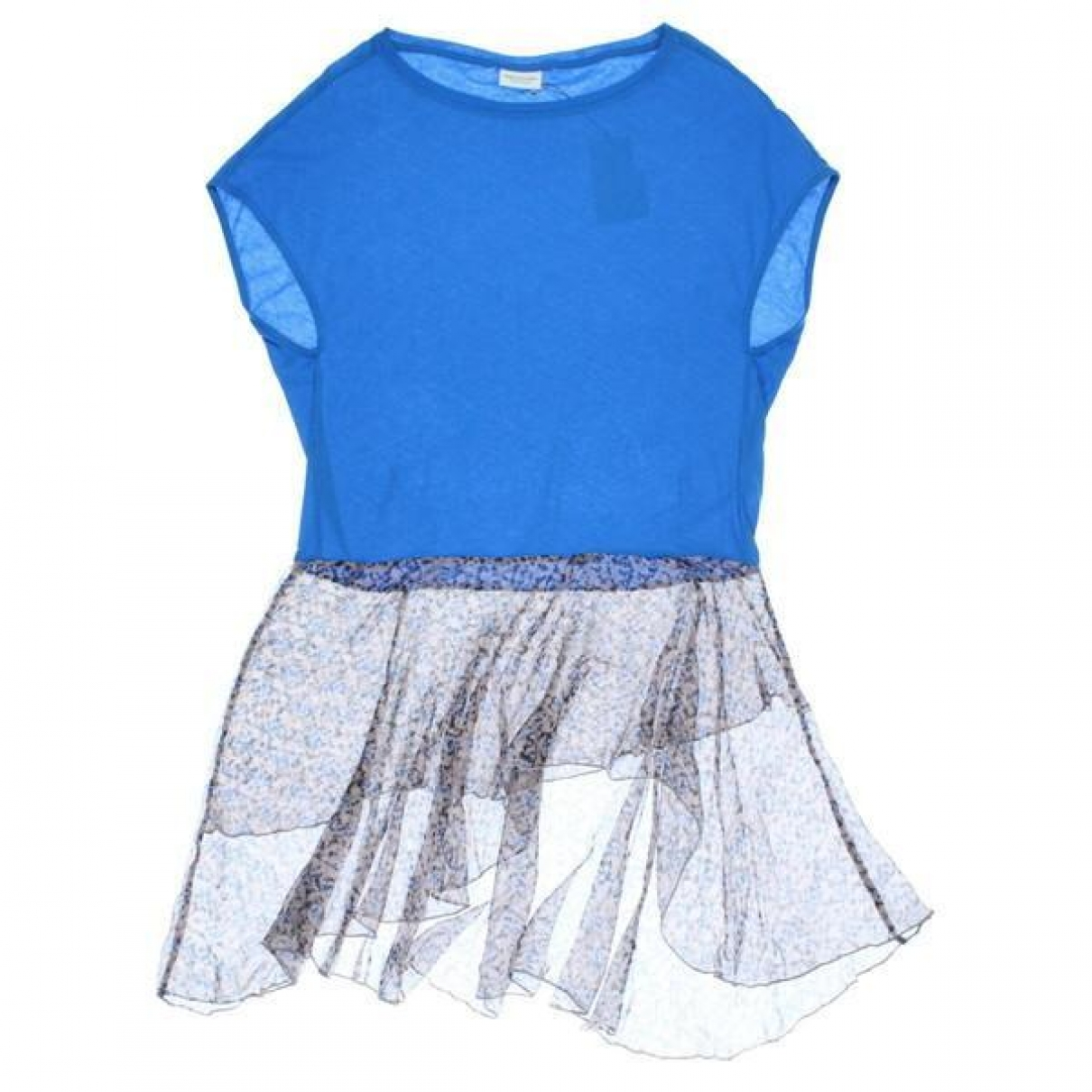Dries Van Noten \N Blue Cotton jumpsuit for Women XS International