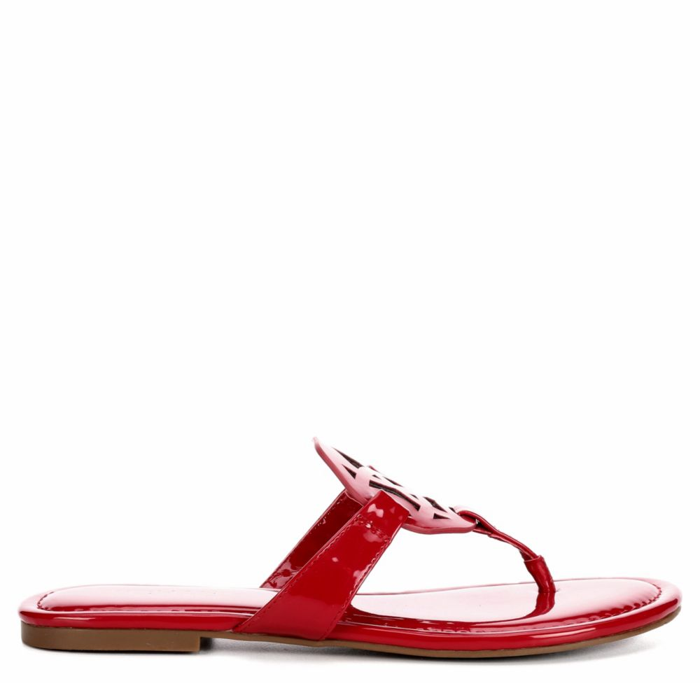Michael By Shannon Womens Ariana Thong Sandal
