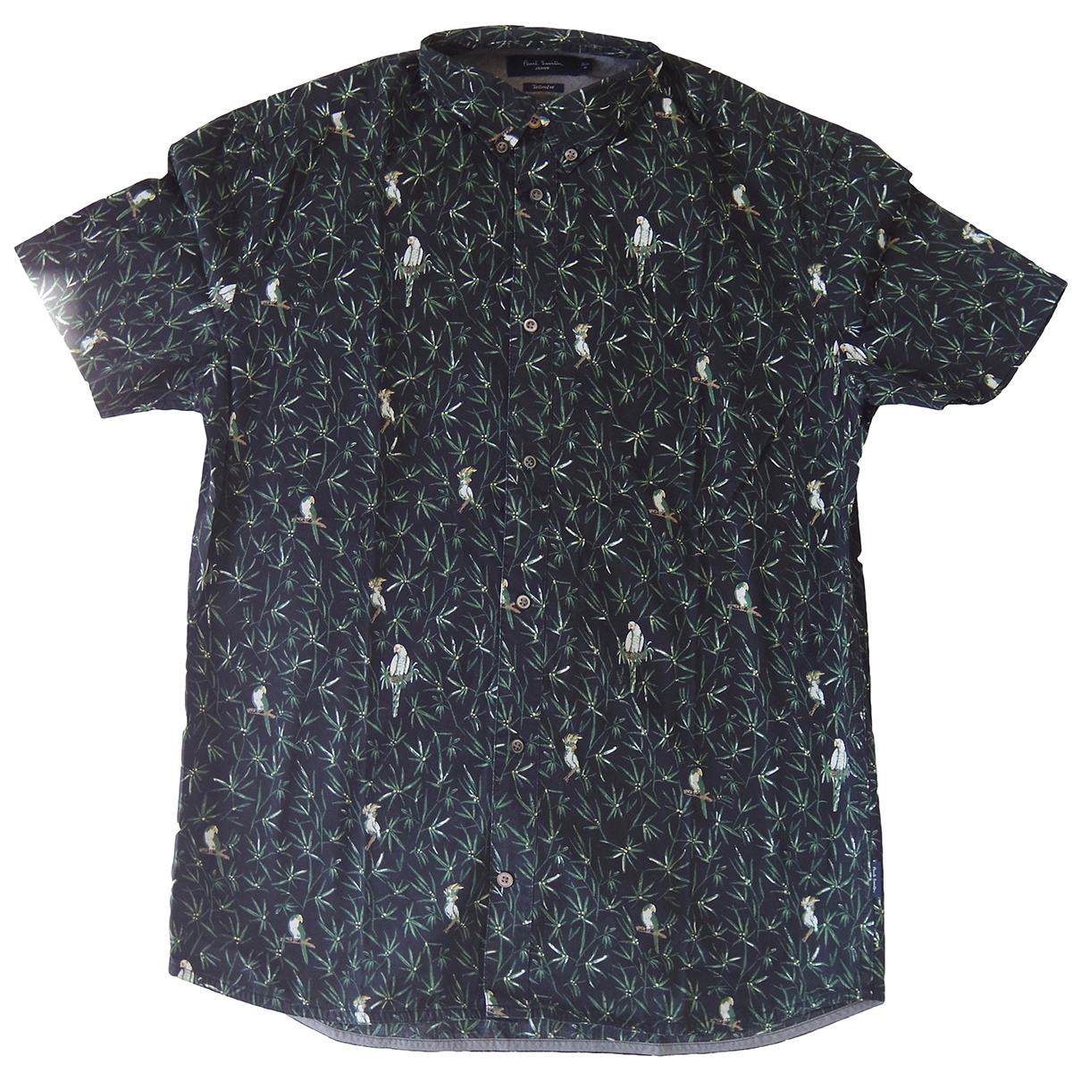 Paul Smith \N Black Cotton Shirts for Men M International