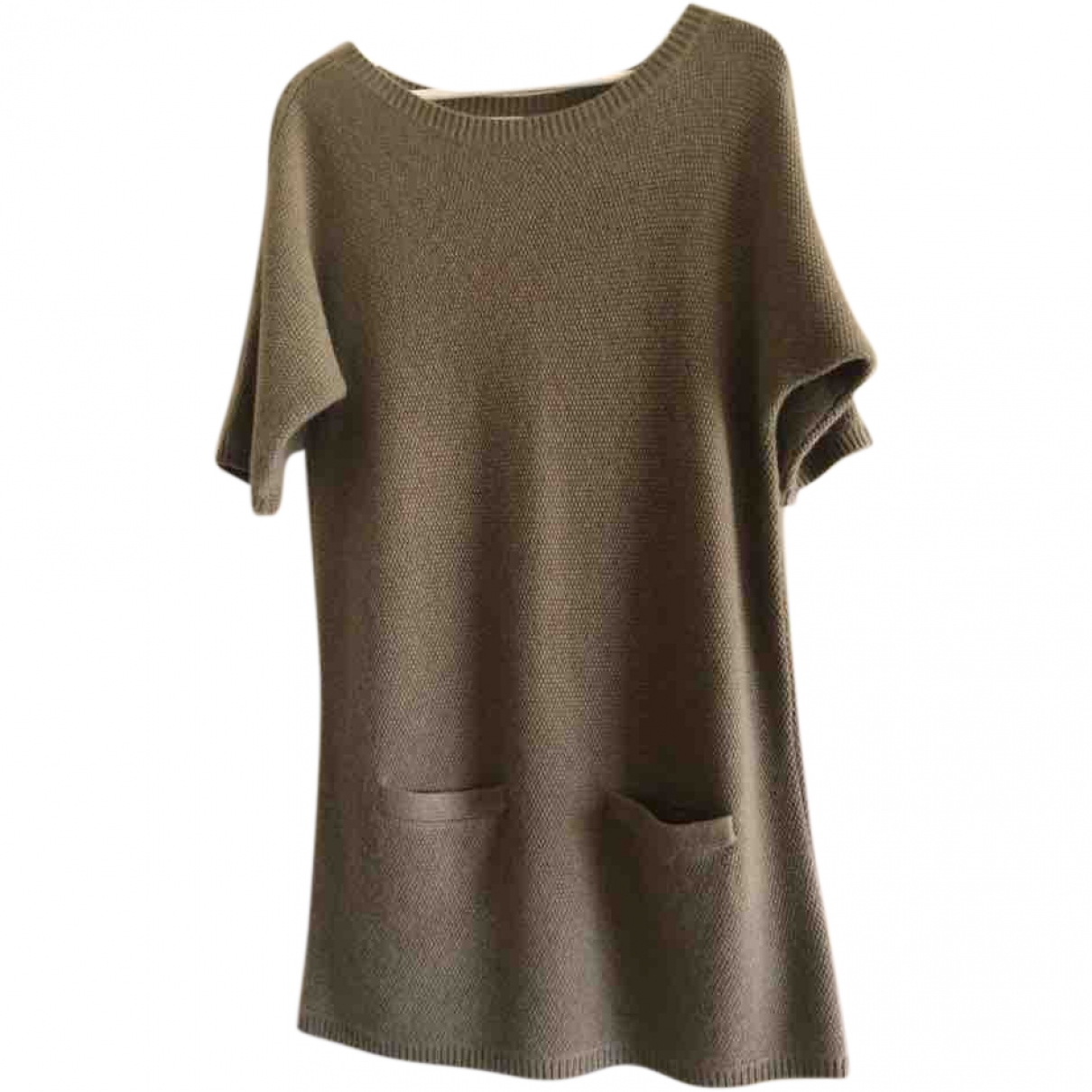 Chloé \N Khaki Wool dress for Women S