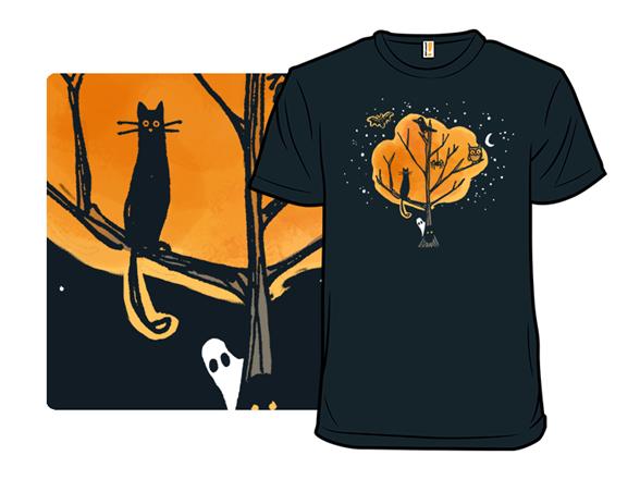 That Spooky Tree T Shirt