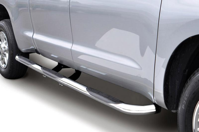 Go Rhino 61256PS 6000 Series SideSteps - One-Piece Ford F-250 2015-2016