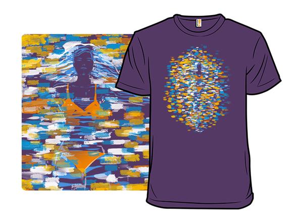 Color Bathing T Shirt