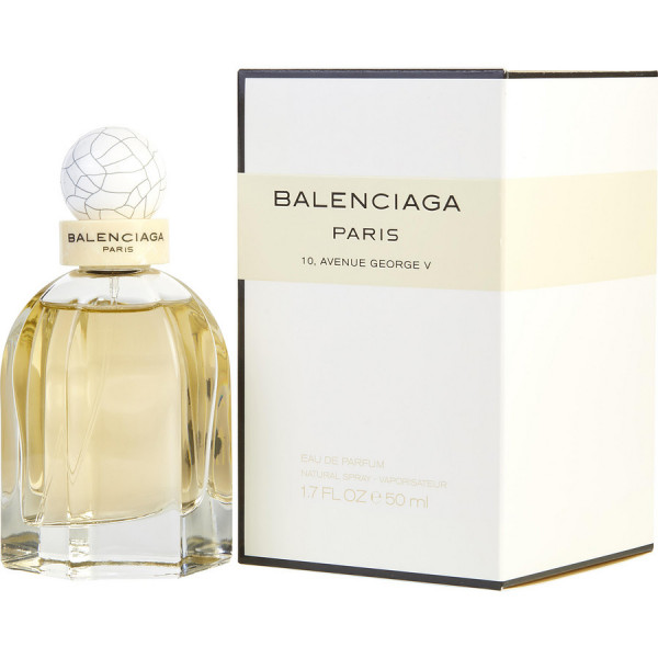 Balenciaga - Balenciaga Paris 10, Avenue George V : Eau de Parfum Spray 1.7 Oz / 50 ml