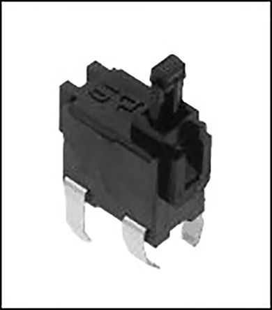 Alps Alpine Detector Switch, SPST, 100 mA (5)