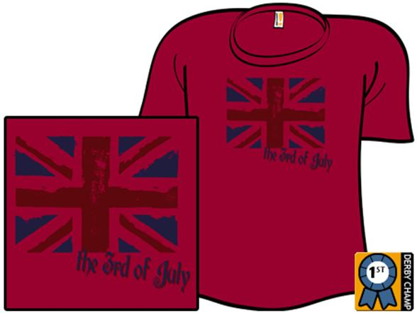 Dependence Day T Shirt