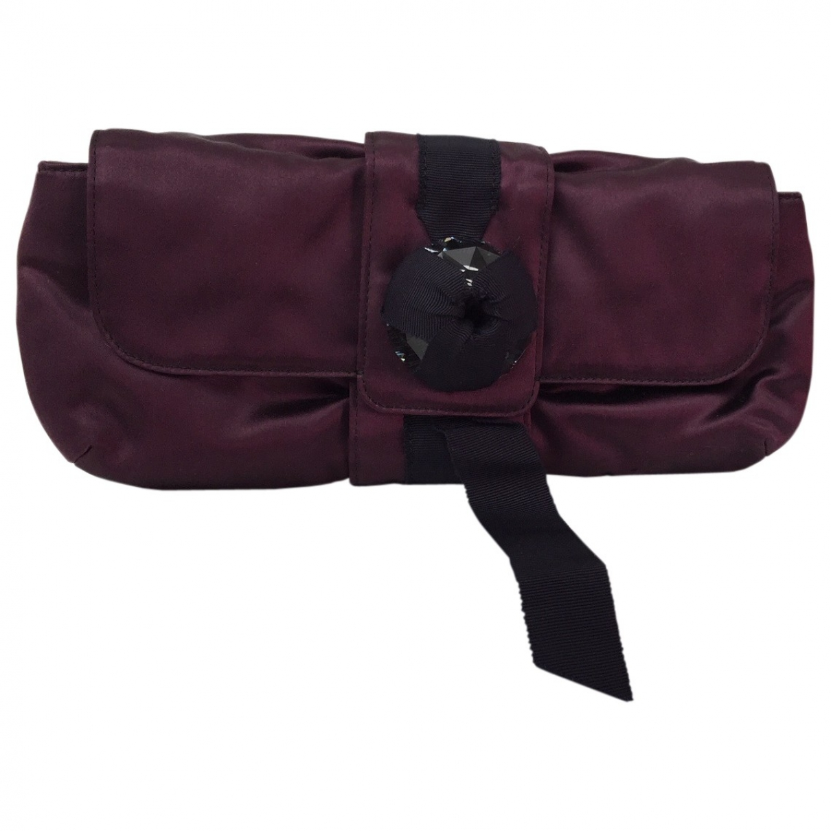 Lanvin \N Silk Clutch bag for Women \N
