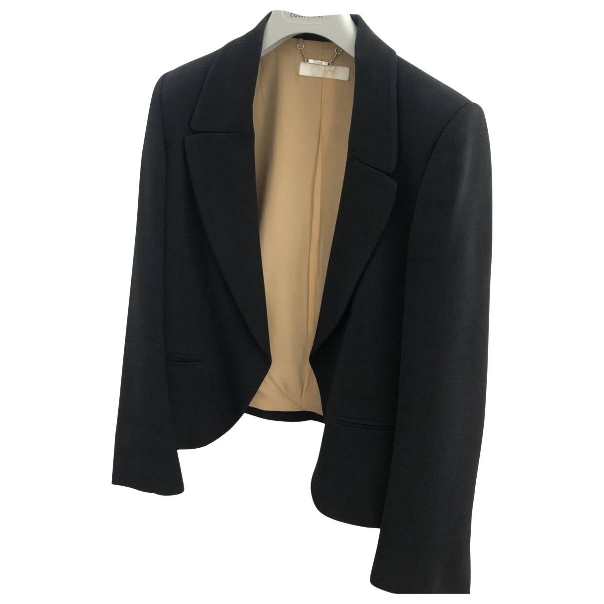 Chloé \N Black jacket for Women 36 FR